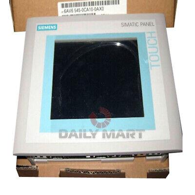 New In Box Siemens 6av6 545-0ca10-0ax0 6av6545-0ca10-0ax0 Touch Panel