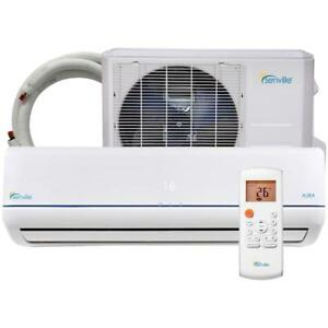 THERMOPOMPE MURALE / CLIMATISEUR MURAL / THERMOPUMP/ AIR CONDITIONER -20C