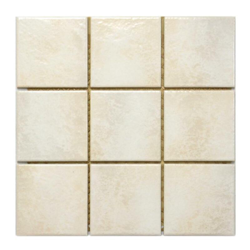 Détails sur Mosaïque Jasba 1655 humanisation travertin beige 10 x 10 cm/31  x 31 cm I. Variété- afficher le titre d\'origine