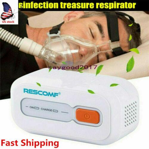 US CPAP Cleaner Disinfector Mini Ozone Sterilizer Ventilator