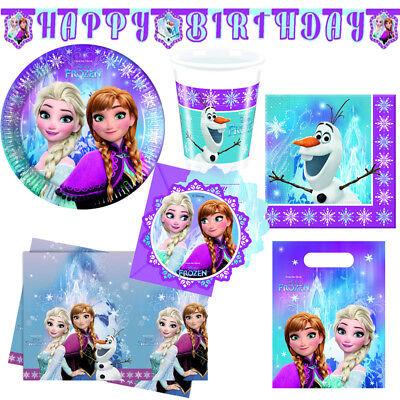 rn Lights Kindergeburtstag Auswahl Deko Party Geburtstag (Disney Frozen Geburtstagsparty)