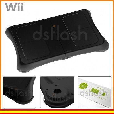 Tabla Wii Fit Compatible Negra de Equilibrio Balance Board Color Negro