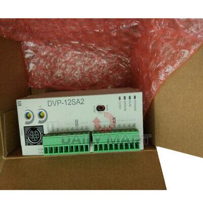 New In Box Delta Dvp12sa211r Plc Programmable Controller