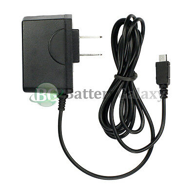 20x Micro USB Battery Travel Home Wall AC Charger For Tablet Android Cell Phone