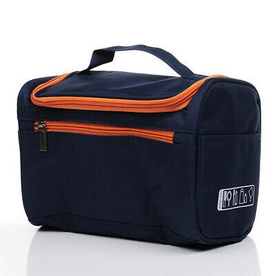 Große Kulturtasche (Große Premium Kulturtasche zum Aufhängen mit Spiegel Waschtasche Kulturbeutel)