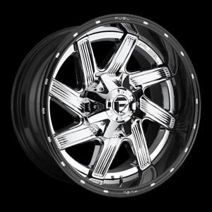 "BLOWOUT SALE! 20x9 Fuel ""Moab"" 2 PIECE WHEELS! Ford AND Chevy Bolt patterns! $1249/set of 4!!"