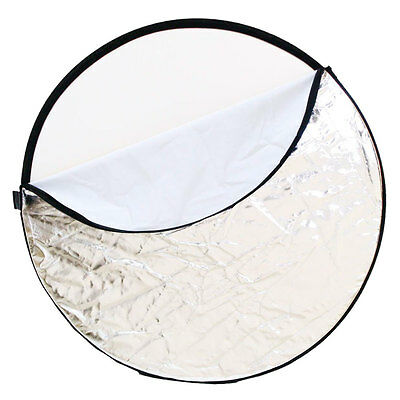 "24"" inch 5in1 Light Mulit Collapsible Disc Panel Reflector for Photography 60cm"