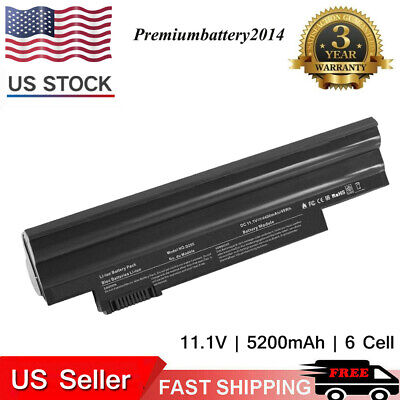 Laptop Battery for ACER Aspire One 522 722 D255 D255E D257 D260 D270 AL10A31