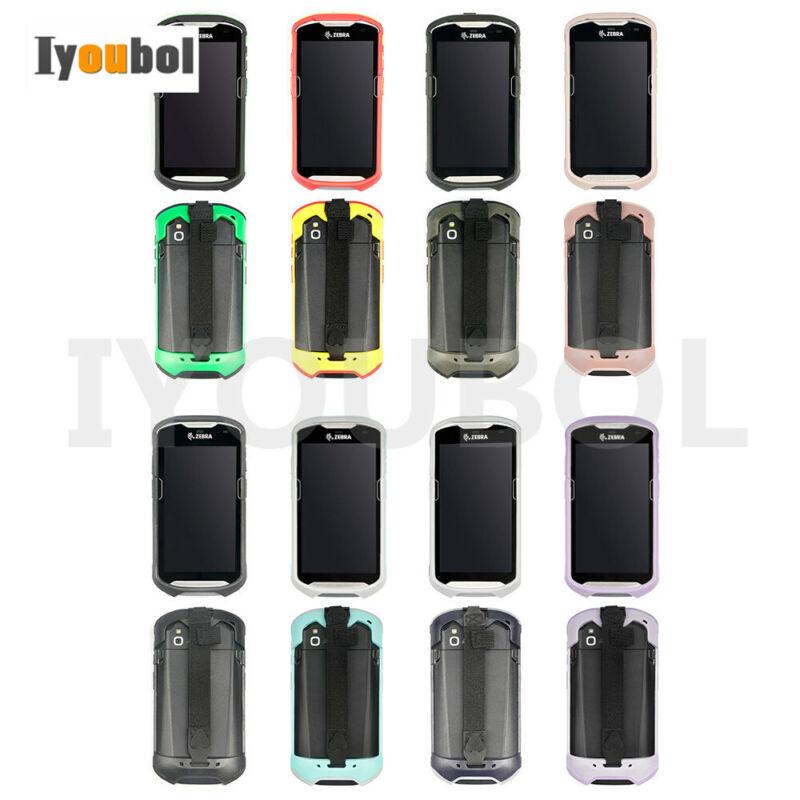 For Motorola TC51 TC56 Protective Cover Handstrap Bumper Rugged Boot Multi-color