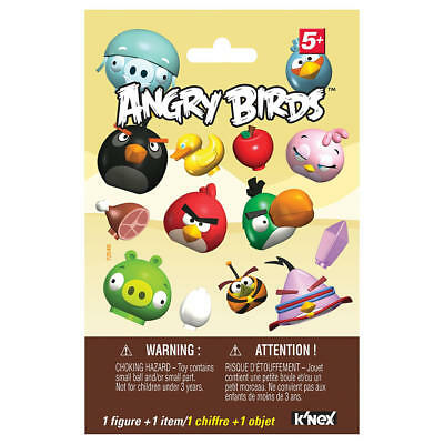 New! K'NEX Blind Bag Series 2 - Angry Birds Blind Bags