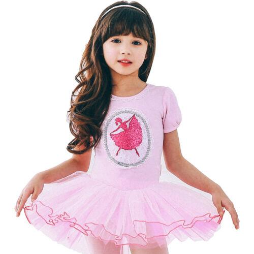 [Mangosteen] Tutu Ballet Suits for Children - Elisha Brooch
