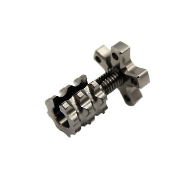 Adjust Motorcycle Clutch - Titanium Motorcycle M8 CNC Clutch Cable Adjuster For Yamaha  XS650 1975-2016