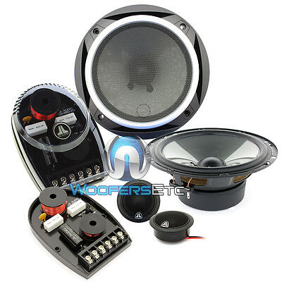 JL Audio C2-650 2-Way 6.5in. Car Speakers System