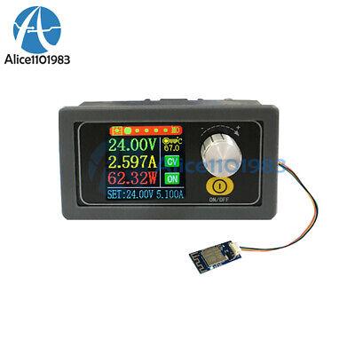 Xys3580 Dc-dc Wifi Adjustable Buck Boost Converter 5a Power Supply Module