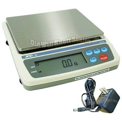 Ad Ek-600i 600 X 0.1g Ntep Legal For Trade Jewelry Weighing Digital Scale And
