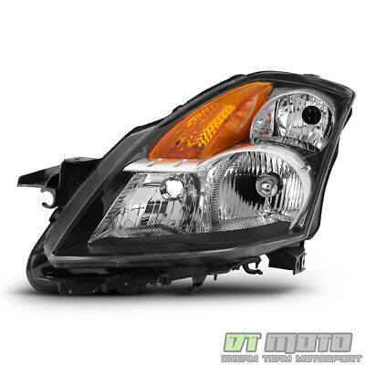 2007 Nissan Altima Sedan - For 2007-2009 Nissan Altima Sedan Headlight Headlamp Replacement LH Driver Side