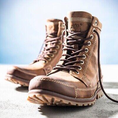 "Timberland Earthkeepers 6"" Inch Boot JCrew Medium Brown Nubuck 100% Authentic"
