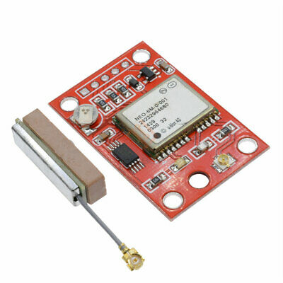 1x Gy-neo6mv2 Neo-6m Gps Module Board With Antenna For Arduino Raspberry Pi