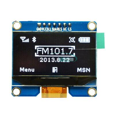 1.54 Inch White Oled Display Module Ssd1309 Spi Interface 128x64 3.3-5v