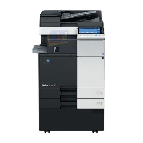 Konica Minolta Bizhub C554 A3 Color Laser Copier Printer Scanner Mfp 55 Ppm