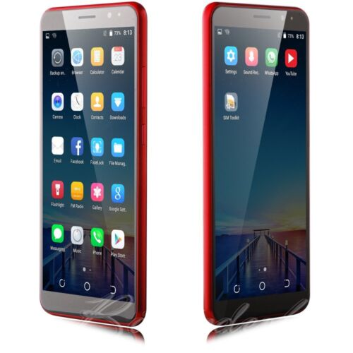 Android Phone - Factory Unlocked 6 Inch Mobile Phone Android7.0 Quad Core 2SIM 3G GPS Smartphone