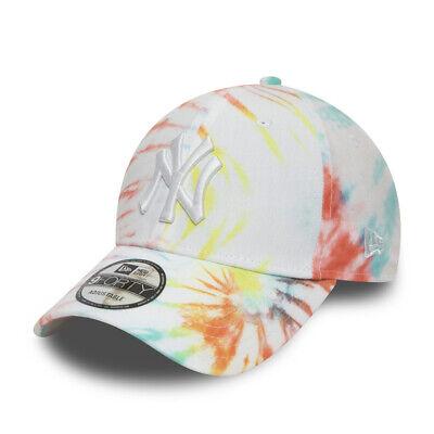 NEW ERA  NEW YORK YANKEES TRUCKER CAP.9FORTY WHITE A FRAME BASEBALL HAT S20