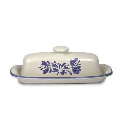 Pfaltzgraff Yorktowne Covered Butter Dish