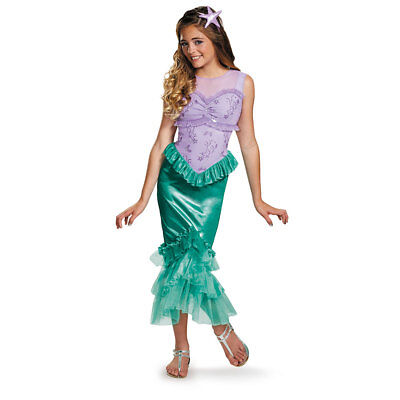 Womens Classic Ariel Disney Princess Costume](Ariel Costumes For Women)