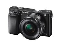 Sony a6000 immaculate condition