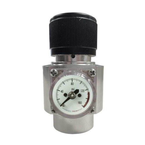 Co2 Paintball Cylinder Pressure Regulator Gauge