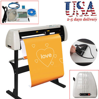 28inch Plotter Machine Vinyl Cutter Plotter Sign Cutting Plotter Equipmentstand
