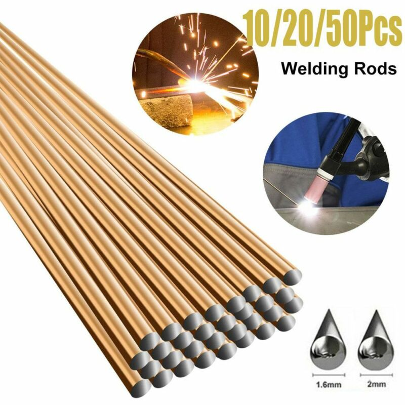 Low Temperature Brass Solution Welding Flux-Cored Rods Wire Brazing Rod 2/1.6MM