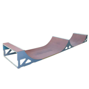 Wizac Ramps 1.2m High x 1.8m Wide Mini Ramp with Spine Warrnambool Warrnambool City Preview