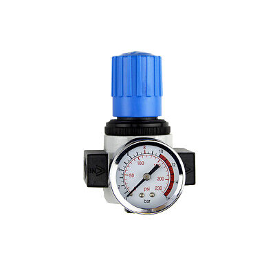 Air Regulator 18 Npt - High Flow