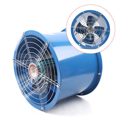 Cylinder Pipe Fan Explosion-proof Flow Fan Kitchen Cylinder Pipe 1000-2000mh