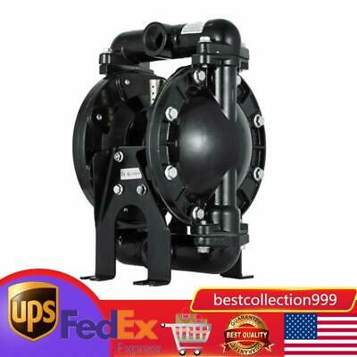 35gpm Air-operated Double Diaphragm Pump 1 Inletoutlet Polypropylene Us