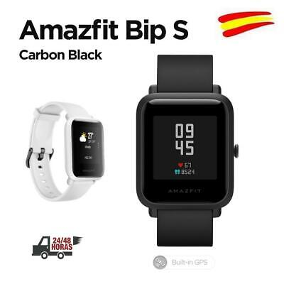 NEW SmartWatch Xiaomi HUAMI AMAZFIT BIP S GPS GLOBAL Waterproof Android IOS. 24H