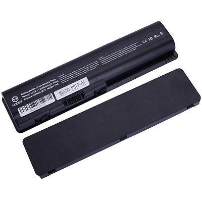 New Laptop Battery for HP Pavilion DV4 DV5 CQ40 CQ45 G50 G60 G70 5200mAh