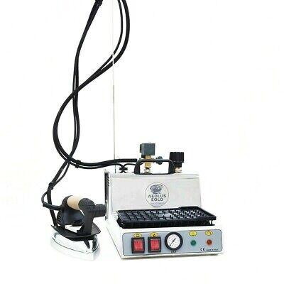 EOLO Centro de planchado profesional Plancha de vapor Caldera antical GVK9