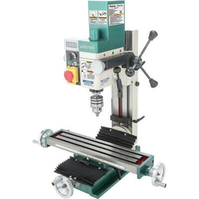 Grizzly G0781 4 X 18 34 Hp Milldrill