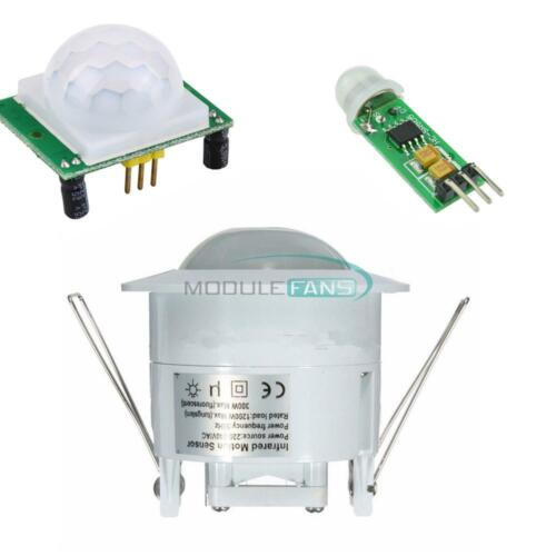 Mini HC-SR505/360° Ceiling Infrared PIR Body Motion Sensor Lamp Light Detector