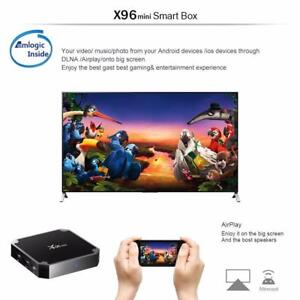 I Need That!!   Wechip X96 Mini Android 7.1 Tv Box 1G+8G/2G+16G Free Shipping !!