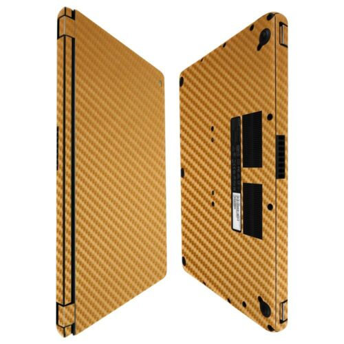 Skinomi Gold Carbon Fiber Skin+screen Protector For Acer ...