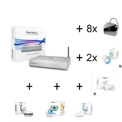 Home Automation Kit (Z-Wave Home Automation Kit - Fibaro Home Center 2 + 14 Fibaro Devices )
