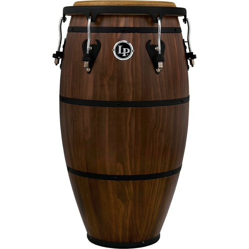 LP Matador Whiskey Barrel Conga, with black Hardware 12.50 in. LN