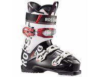 2014-15 Rossignol Evo Sensor 70 Ski Boots - Men's Mondo 26.5, Men's - Black/White
