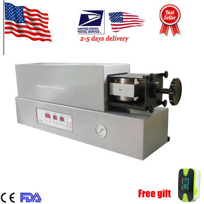 Dentist Dental Lab Automatic Flexible Denture Injection System Equipment Machine