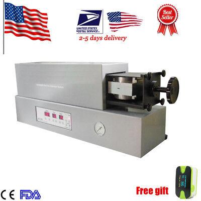 Dentist Dental Lab Automatic Flexible Denture Injection System Equipment Machine
