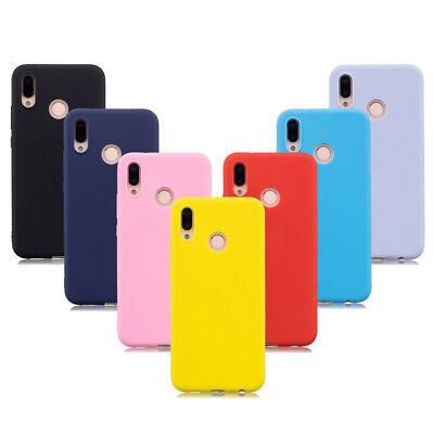 Colorful Candy (For Huawei P20 Pro/P8 P9 Lite 2017 Colorful Candy Silicone Matte Slim Case)