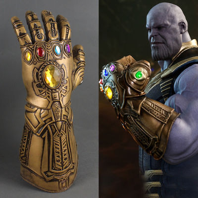 Us Ship Thanos Infinity Gauntlet Glove Marvel Legends Avengers 2018 Prop